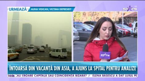 Star News. Bebelușa Ioana Petric, suspectă de coronavirus după ce s-a întors dintr-o vacanță în Asia