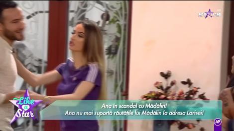 """Scandal uriaş între Ana şi Mădălin! """"Nu mai vorbi cu mine aşa că îmi faci nervi!"""""""