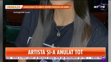 Star Matinal. Antonia, operată de urgență. Artista face declarații de pe patul de spital