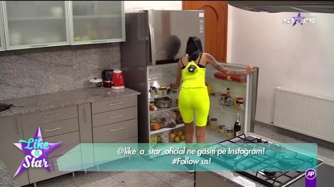 Andrei îi dă sfaturi Dianei pentru prepararea unei salate!