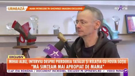 Star Matina. Interviu exclusiv cu Mihai Albu!