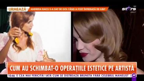 Cristina Spătar este de nerecunocut! Cum au schimbat-o operațiile estetice