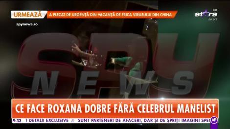 Imagini exclusive cu mama copiilor lui Florin Salam! Ce face Roxana Dobre fără celebrul manelist!
