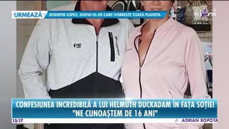 Confesiunea incredibilă a lui Helmuth Duckadam în faţa soţiei