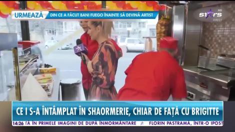 Florin Păstramă, filmat de paparazzi într-o ipostază delicată