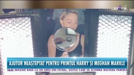 Star News. Madonna, ajutor neașteptat pentru Harry şi Meghan Markle. Artista le oferă o casă