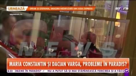 Star Matinal. Marian Constantin şi Dacian Varga, probleme în paradis? Întâlnirea de la restaurant s-a închieiat brusc după o discuţie aprinsă
