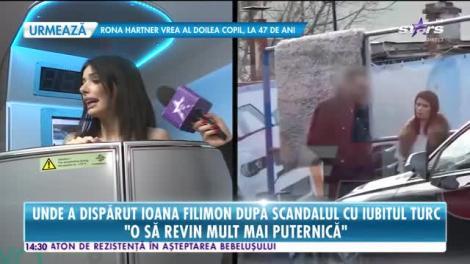 Ioana Filimon s-a retras la Timişoara şi a intrat în lumea afacerilor