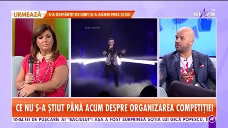 Scandalul momentului ia amploare! Mihai Trăistariu face declaraţii bombă din culisele Eurovision!