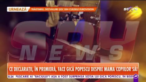 Durerea a îngenunchiat-o la propriu! Filmări în exclusivitate cu soţia lui Gică Popescu, în timp ce se afla la biserică!