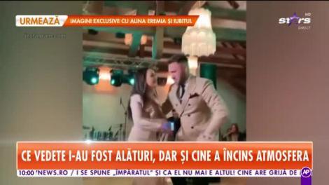 Star Matinal. Momente emoționante pentru Ioana Grama și soțul ei. Cei doi și-au creștinat fetița