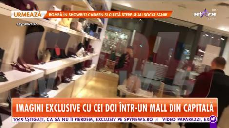 Star Matinal. Imagini exclusive cu Alina Eremia și iubitul la shopping