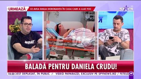 Star Matinal. Balada lui Flick pentru Daniela Crudu: Plin de nervi, iubitul, pe la semafoare; Și-a pierdut controlul, jucând-o-n picioare