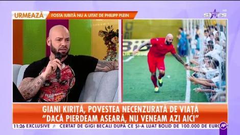 Star Matinal. Giani Kiriţă, povestea necenzurată de viață: Am crescut fără tatăl meu