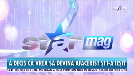 Star News. Cum a făcut primii bani Geo Rotariu, unul dintre tinerii afacerişti de succes din România