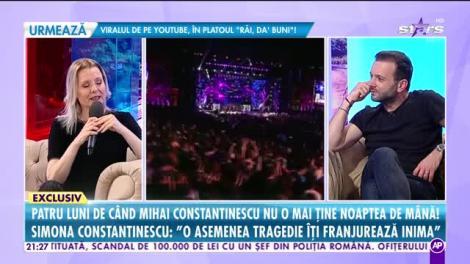 """Simona Secrier, dezvăluiri neașteptate la patru luni de la moartea lui Mihai Constantinescu: """"Viața merge înainte!"""""""