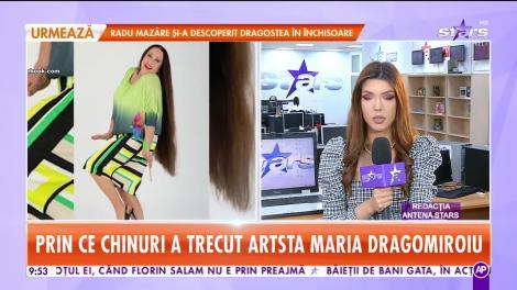 Maria Dragomiroiu a fost bătută cu bestialitate de fostul soţ!