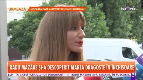 Lupul îşi schimbă părul, dar năravul ba! Radu Mazăre și-a regăsit, în pușcărie, marea dragoste!