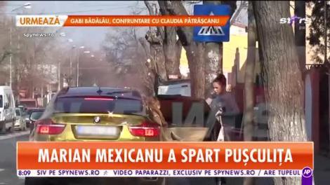 Marian Mexicanu a spart pușculița! Uite cu ce bolid de lux își plimbă domniță!