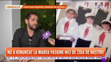 Star Matinal. Cezar Ouatu şi-a sărbătorit cu mare fast ziua de naştere
