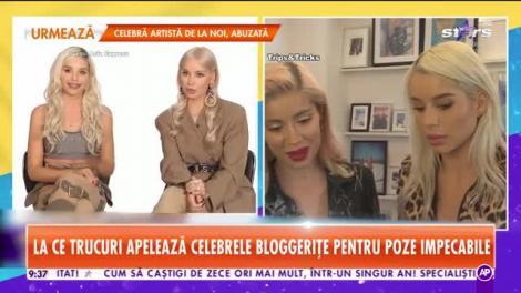 Star Matinal. Alina Ceuşan şi Carmen Grebenişan, secretul pozelor perfecte