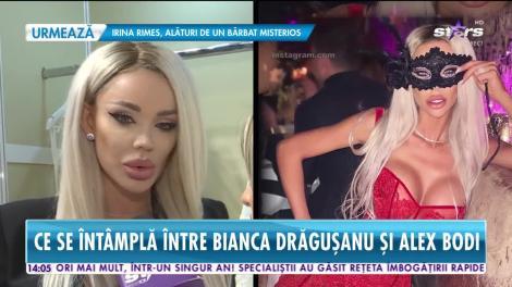 Star News. Semnele care arată că Bianca Drăguşanu şi Alex Bodi s-au despărţit