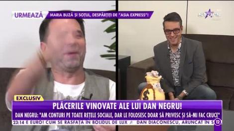 """Interviu exclusiv cu """"Regele audienţelor""""! Cum a fost surprins Dan Negru la ziua de naştere!"""
