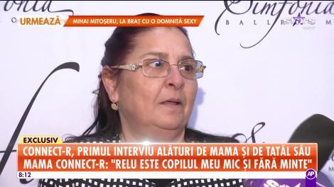 Star Matinal. Connect-R, primul alături de mama și de tatăl său