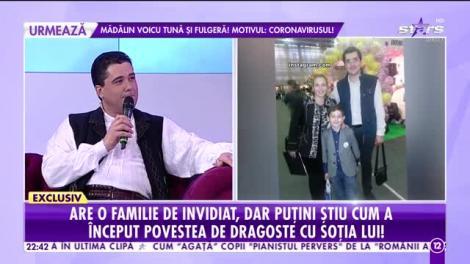 Gelu Voicu, cel mai mândru tată! Fiul său îi calcă pe urme în muzică şi promite o carieră de succes!