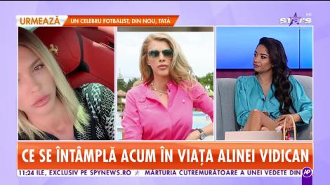 La aproape 4 ani de la divorțul de Cristi Borcea, Alina Vidican încă este o femeie singură!
