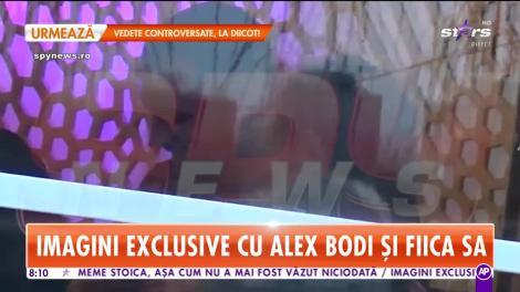 Alex Bodi nu este doar un afacerist de succes ci şi un tată model!