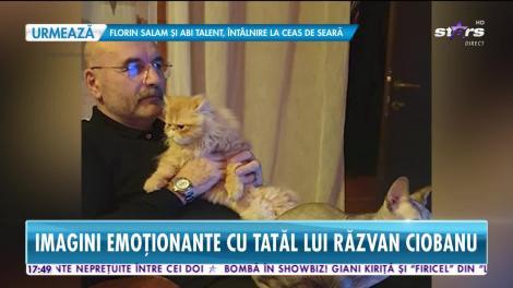 Star News. Inagini emoționante cu tatăl lui Răzvan Ciobanu. Cum își alină suferința după pierderea fiului său