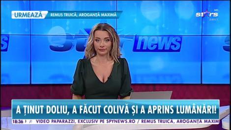 Star News. Ritualul secret al Adrianei Bahmuțeanu ca să se poată împăca cu fostul ei soț Star News. Ritualul secret al Adrianei Bahmuțeanu ca să se poată împăca cu fostul ei soț