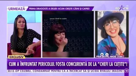 Agenția VIP. Angie Cobuţ, femeia care l-a cerut în căsătorie pe chef Scărlătescu, vacanţă în plin focar de coronavirus
