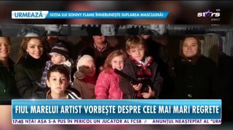 Star News. Ionuţ Dolănescu, înapoi în România pentru parastasul tatălui său