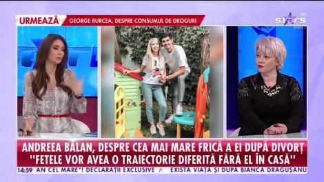 """George Burcea, la cuțite cu Andreea Bălan după primele declarații ale vedetei: """"Eu mi-am abandonat fetițele?"""""""