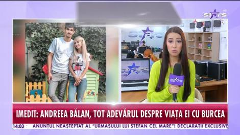 Informaţii de ultimă oră despre despărţirea dintre Andreea Bălan şi George Burcea