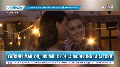 Star News. Catrinel Menghia dă lovitura în cinematografie. Cum a fost drumul ei de la modelling la actorie