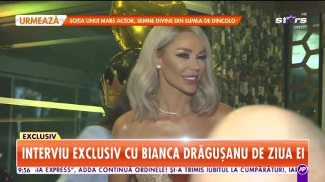 Star Matinal. Bianca Drăgușanu, petrecere de lux de ziua sa de naștere