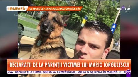 """Mario Iorgulescu, dat în urmărire generală. Tatăl lui Dani Viscol, mort în accident, a răbufnit: """"E bine mersi în Italia! Vor să mușamalizeze!"""""""