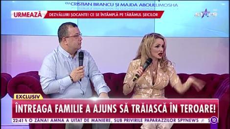 """Familia Amaliei Bellantoni, scorpia de la """"Chefi la cuţite"""", pusă la zid din cauza coronavirusului!"""