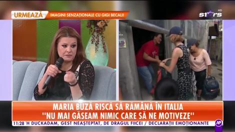 Maria Buză este blocată în America! Spectacolele i-au fost anulate de teama coronavirusului