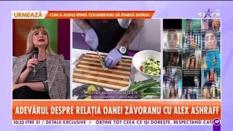 Oana Zăvoranu şi Alex Ashraf, la un pas de divorţ!