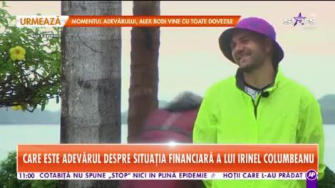 Adevărul despre situaţia finanicară a lui Irinel Columbeanu. Cum a reuşit să işi piardă toată averea