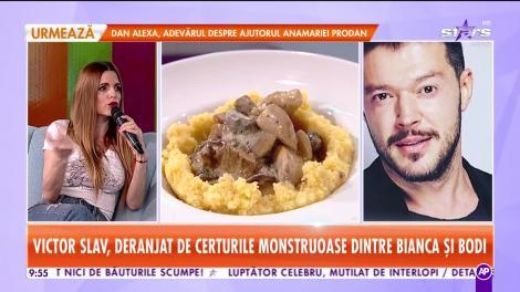 Victor Slav, deranjat de certurile dintre Bianca Drăguşanu şi Alex Bodi