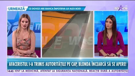 Bianca şi Alex Bodi mută scandalul în tribunal!