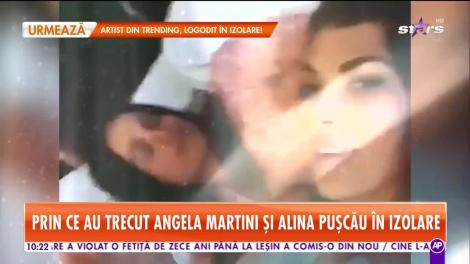 Angela Martini face declaraţii înfiorătoare! Soţia lui Dragoş Săvulescu este bântuită?