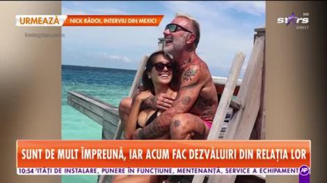 Gianlucca Vacchi şi iubita lui, testul relației!