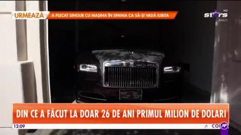 Povestea românului care a ajuns milionar în America