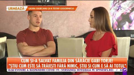 Cum și-a salvat familia din sărăcie fotbalistul Gabi Torje!